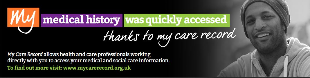Find out more about My Care Record